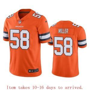 Denver Broncos #58 Von Miller Jersey